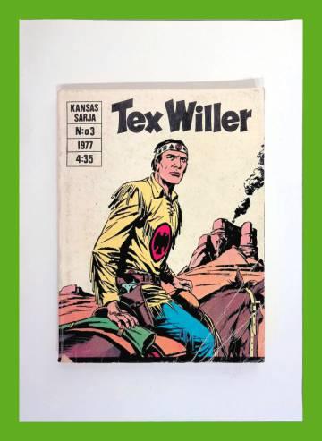 Tex Willer 3/77