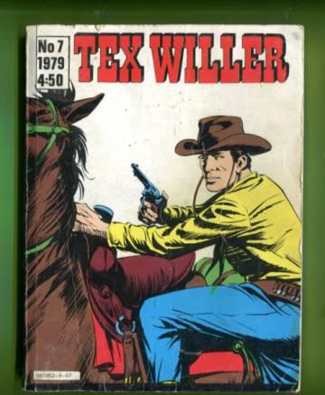 Tex Willer 7/79