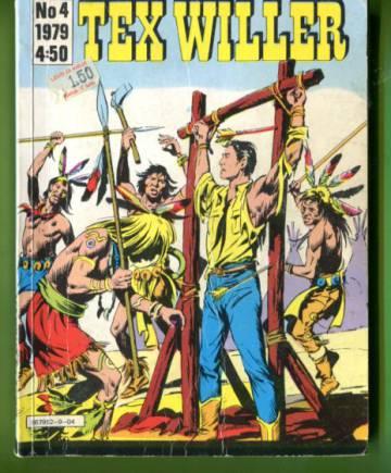 Tex Willer 4/79 - Taistelu erämaassa
