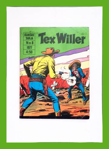 Tex Willer 8/77