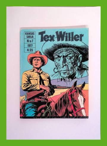 Tex Willer 7/77