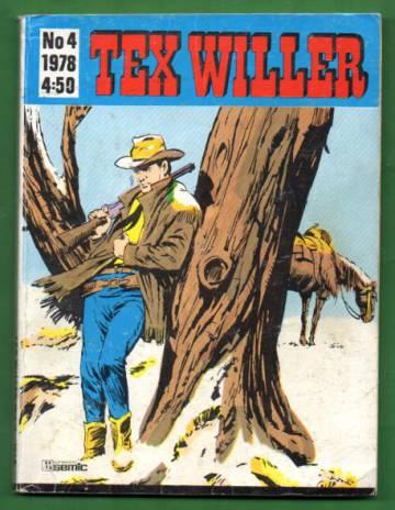 Tex Willer 4/78