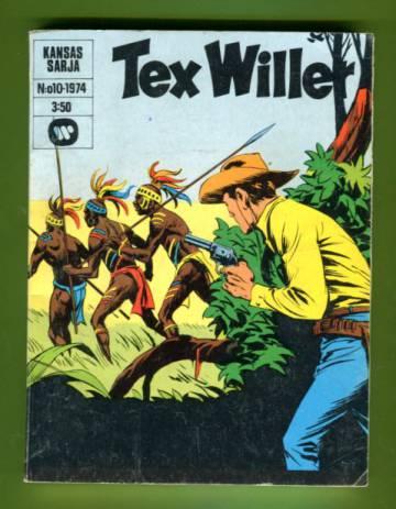 Tex Willer 10/74