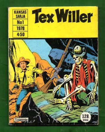 Tex Willer 1/78