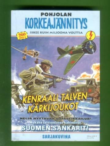Korkeajännitys 1E/06 - Pohjolan Korkeajännitys: Kenraali Talven kärkijoukot