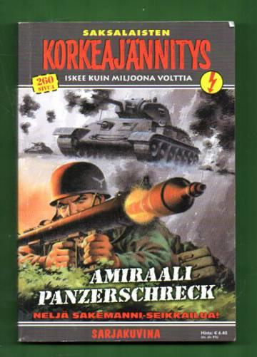 Korkeajännitys 5E/05 - Saksalaisten Korkeajännitys: Amiraali Panzerschreck