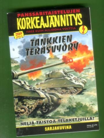 Korkeajännitys 1E/09 - Panssaritaistelujen Korkeajännitys: Tankkien teräsvyöry