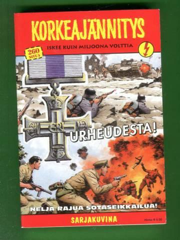 Korkeajännitys 2/06 - Urheudesta!
