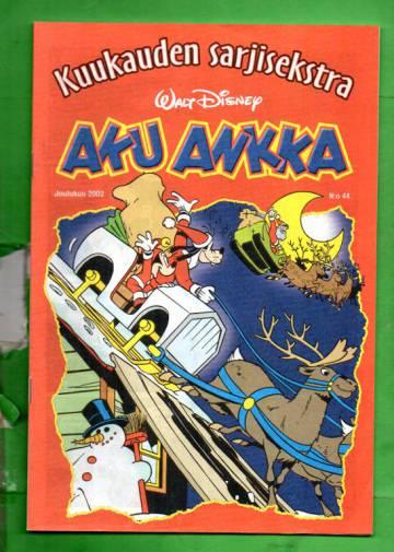 Aku Ankka - Kuukauden sarjisekstra 44: Joulukuu 2002