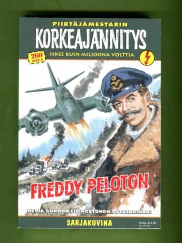 Korkeajännitys 4E/09 - Piirtäjämestarin Korkeajännitys: Freddy Peloton