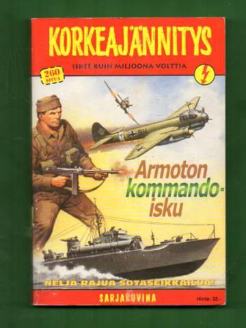 Korkeajännitys 6/00 - Armoton kommandoisku