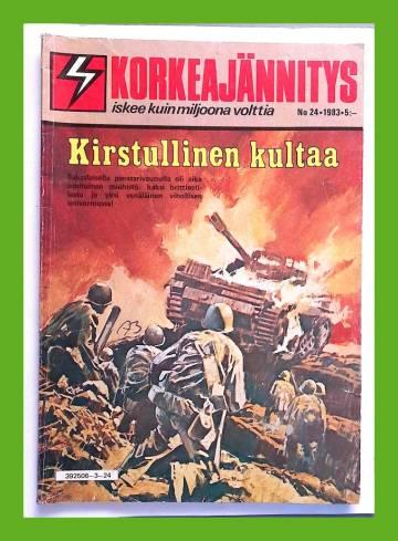 Korkeajännitys 24/83 - Kirstullinen kultaa