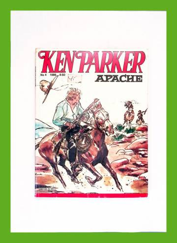 Ken Parker 4/86 - Apache