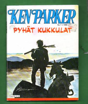 Ken Parker 1/85 - Pyhät kukkulat