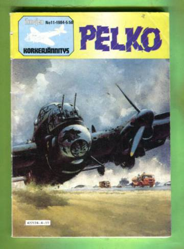 Ilmojen Korkeajännitys 11/84 - Pelko