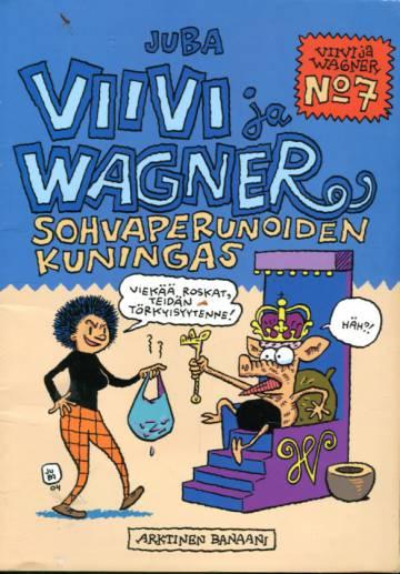 Viivi ja Wagner 7 - Sohvaperunoiden kuningas