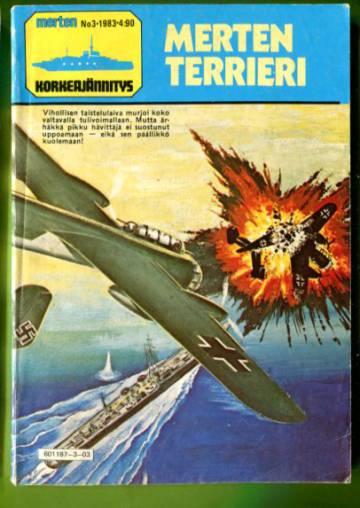 Merten korkeajännitys 3/83 - Merten terrieri