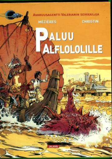 Avaruusagentti Valerianin seikkailuja 4 - Paluu Alflololille