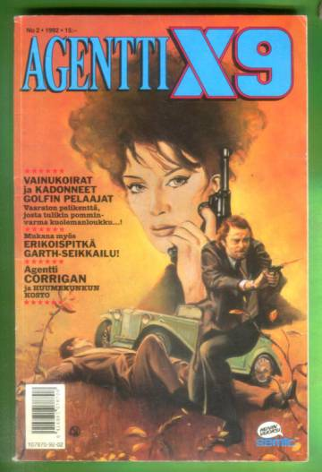 Agentti X9 2/92
