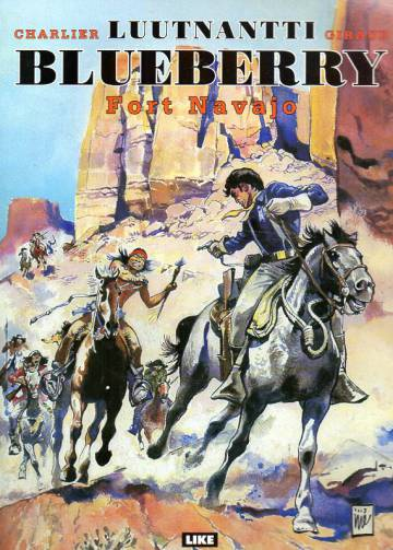 Luutnantti Blueberry 22 - Fort Navajo