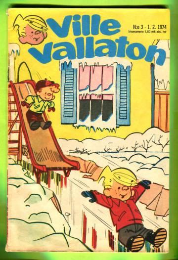 Ville Vallaton 3/74