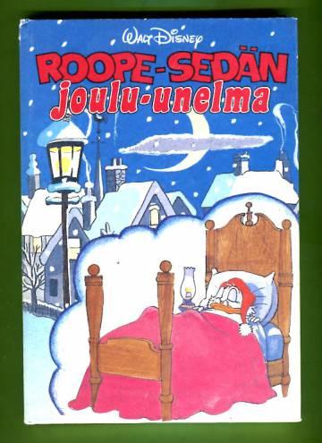 Roope-sedän joulu-unelma