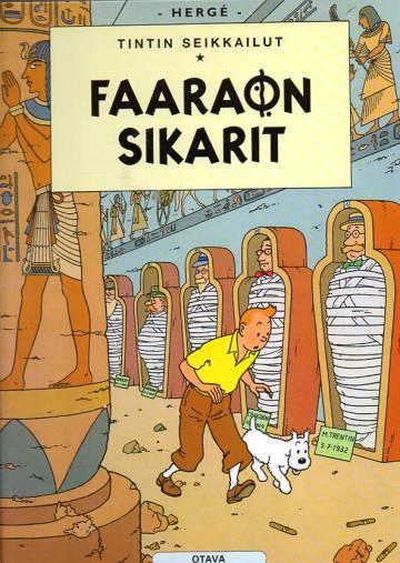 Tintin seikkailut 4 - Faaraon sikarit