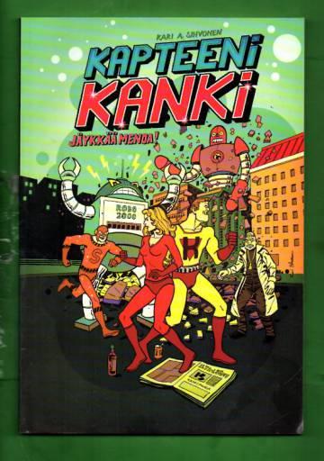Kapteeni Kanki - Jäykkää menoa!