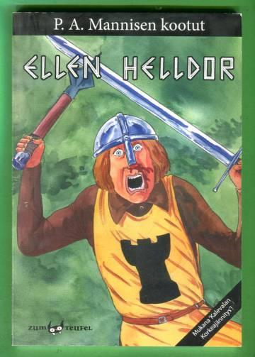 P. A. Mannisen kootut 3 - Ellen Helldor