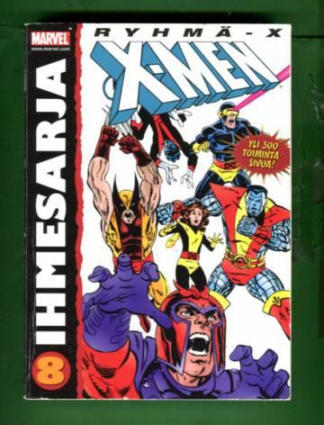 Ihmesarja 8 - Ryhmä-X (X-Men)
