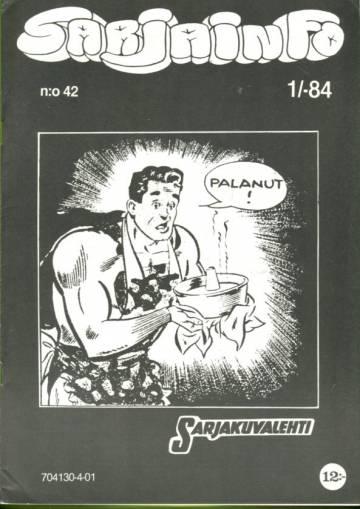 Sarjainfo 1/84 (Nro 42)