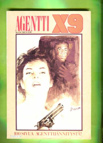 Agentti X9 6/87