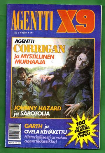 Agentti X9 6/90
