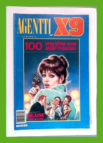 Agentti X9 9/89 (Modesty Blaise)