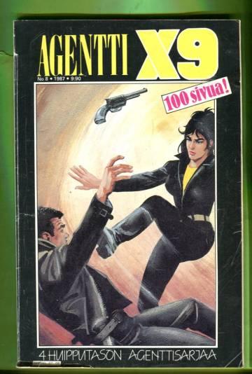 Agentti X9 8/87