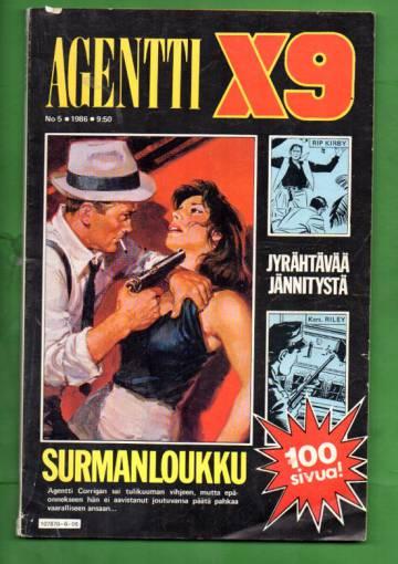 Agentti X9 5/86