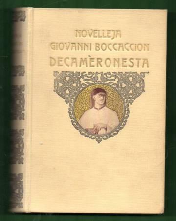 Novelleja Giovanni Boccaccion Decameronesta