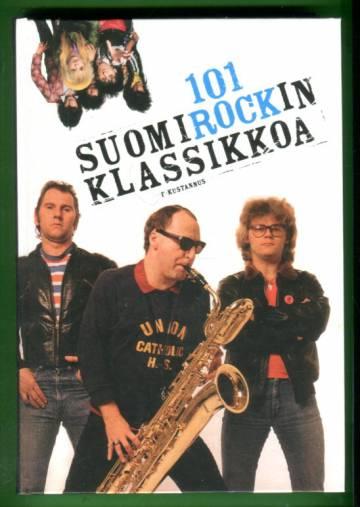 101 suomirockin klassikkoa