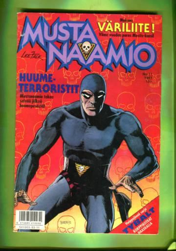 Mustanaamio 11/93 + JULISTE