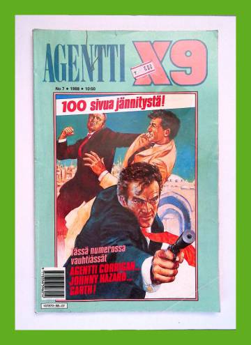 Agentti X9 7/88