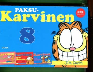Paksu-Karvinen 8