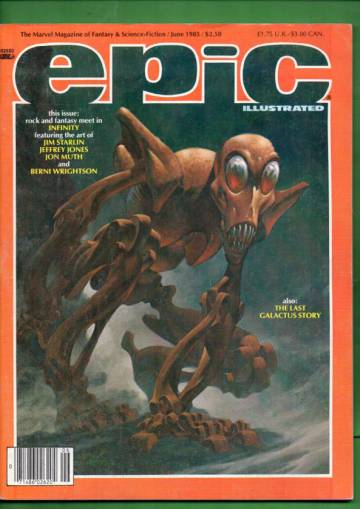 Epic #30 Jun 85