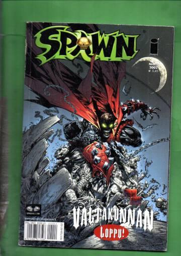 Spawn 2/02