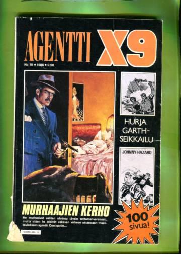 Agentti X9 10/86