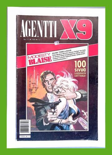 Agentti X9 11/89