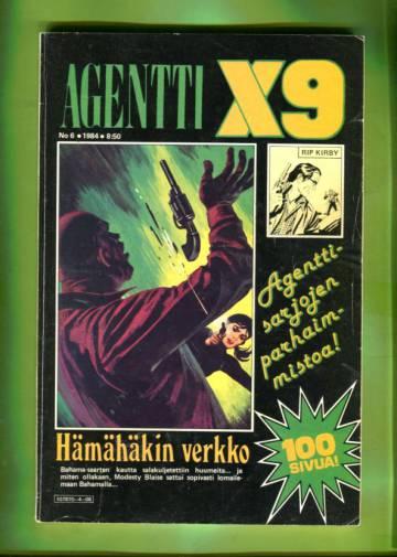 Agentti X9 6/84 (Modesty Blaise)