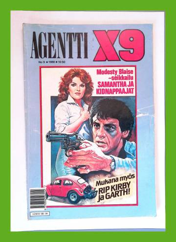 Agentti X9 9/88