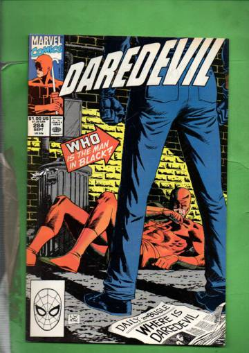 Daredevil Vol. 1 #284 Sep 90