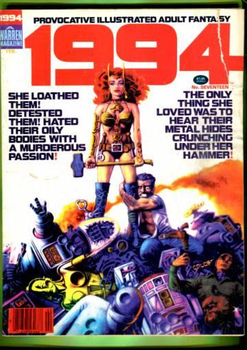 1994 Magazine #17 Feb 81