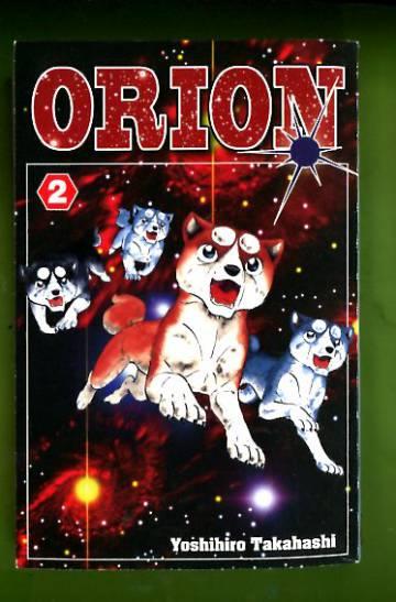 Orion 2 - Tuuli puhaltaa Igasta